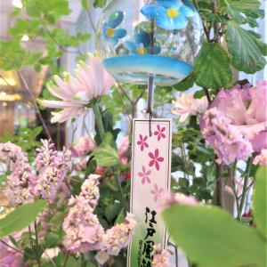 『風鈴を飾る』◇✨【江戸風鈴】◆