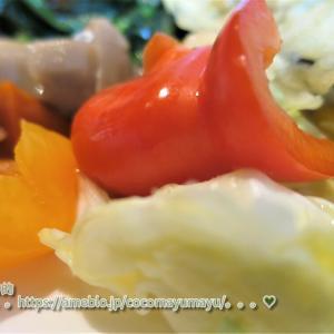 今日は敬老の日◆ 野菜✨