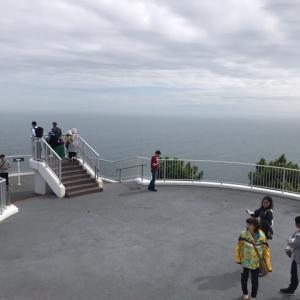 令和元年.海の日 チキウ岬灯台~☆