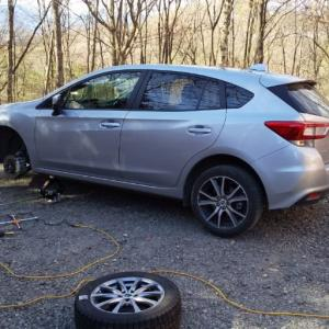 タイヤ交換の強い味方