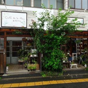 花屋とカフェ ラムズイヤー