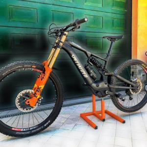 世界一のマウンテンバイク IX