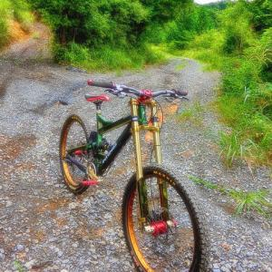 加波山 IX - SPECIALIZED DEMO6 XI