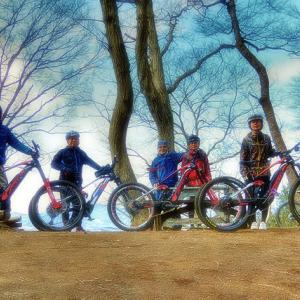 千代田アルプス Fantic Integra E-MTB Riders Club II
