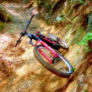 eMTB super trail routing