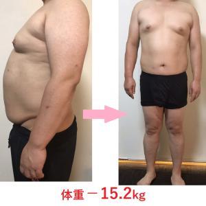 【必見】15kg減!ダイエットモニター結果報告!その⑥