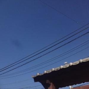 なんてクソ暑い日なんだ! 今日は!!