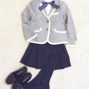 リクエスト:子供の入学式コーデ。