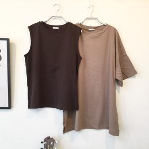 GUのTシャツ☆