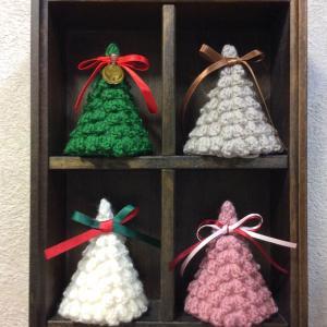 今年のクリスマスツリーは2種類!