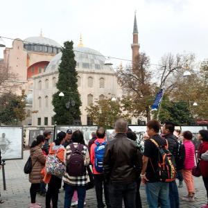 イスタンブール・ザ ・観光