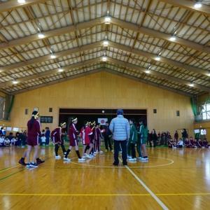 小学校対抗ドッチボール大会2019