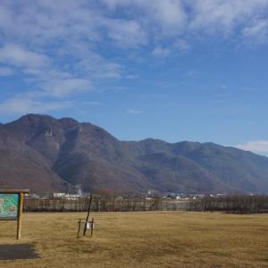 道の駅上田道と川の駅おとぎの里近くの絶景ポイント