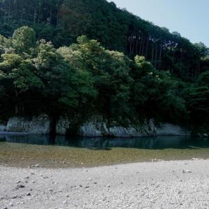 9月の4連休復活!!銚子川へ行きたい