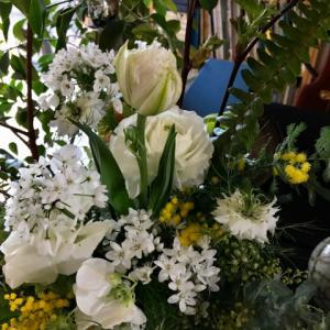 2月の花レッスン