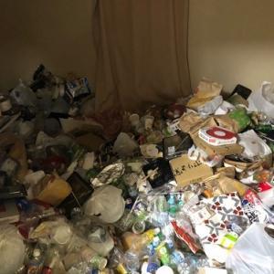 お部屋の清掃で新しいスタート「ビフォーアフター」