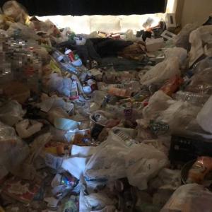退去まで後2日(ビフォーアフター)名古屋市を中心にゴミ屋敷清掃事例をお伝え。