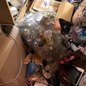 何かの切っ掛けから。。。ゴミお片づけ「ビフォーアフター」