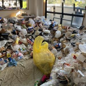 ゴミ屋敷清掃は引っ越しが切っ掛け?「ビフォーアフター」名古屋市中心に汚部屋クリーニング