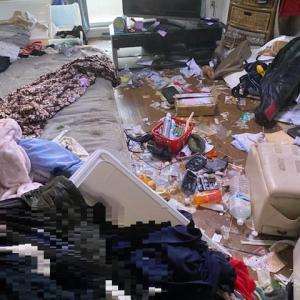 汚部屋片付け「ビフォーアフター」名古屋市中心にゴミ屋敷清掃