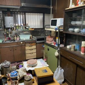 一軒家空き家の片付け(5DKビフォーアフター)名古屋市中心に遺品整理