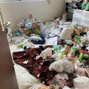 急ぎのお部屋片付け(4LDK)ゴミ屋敷片付けは名古屋市中心に東海4県対応のクリーン138