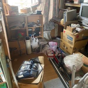 怪我のため施設入居(2DKビフォーアフター)家の片付けの生前整理はプロにお任せ