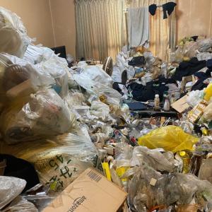 ゴミ屋敷清掃の切っ掛け「1Kビフォーアフター」片付けはプロにお任せ