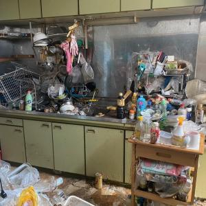 やっと歩けるお部屋に「一軒家ビフォーアフター」ゴミ屋敷清掃はプロにお任せ
