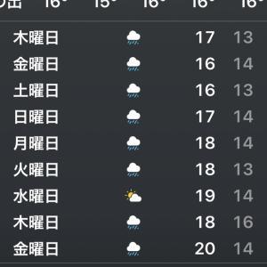 雨ばっかり