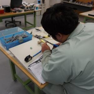 第二種電気工事士(機械システム科)☆筑西産業学院☆