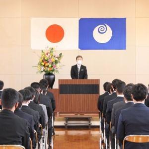土浦学院の入学式