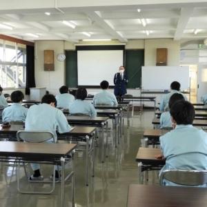 日常にピリッと交通講話☆鹿島学院