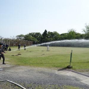 防火・避難訓練 ★日立学院★