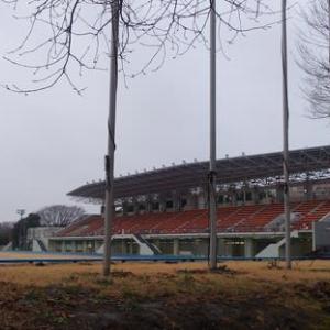 世田谷区立総合運動場陸上競技場