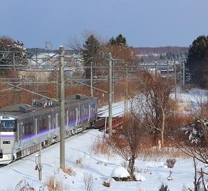 函館に輸送されていない「はこだてライナー」