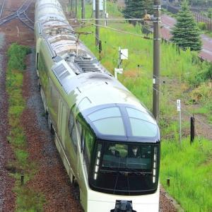 ようやく北海道に上陸した「TRAIN SUITE 四季島」