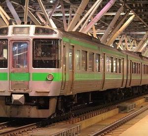【コラム】北海道における鉄道車両の夜間滞泊