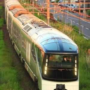 北海道乗り入れを再開させた「TRAIN SUITE 四季島」