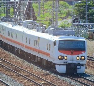 今年も北海道にやってきたJR東日本のキヤE193系「East-i D」