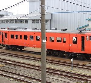 「キハ40-777」が解体へ