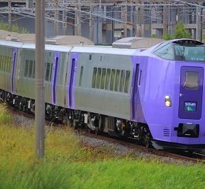 キハ261系5000番台ラベンダー編成が宗谷線特急で本格稼働開始!
