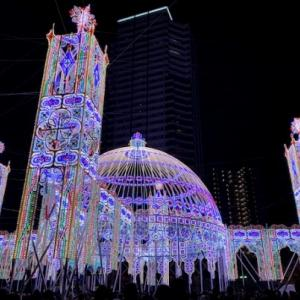 12月の生徒さんの作品 & ルミナリエ in 神戸