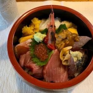 フラメンコの大皿焼き上がり♪  &  富士見町「寿司成」