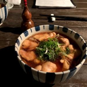 元気をあげよう大皿完成♪ & 「松原庵」のディナー
