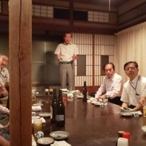 志木市経営者懇話会に出席