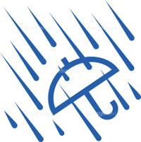 沖縄観光大雨