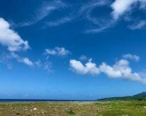 久米島の風景①