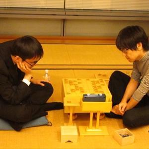 10月16日 将棋部練習会