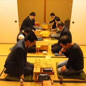 1月22日 将棋部練習会